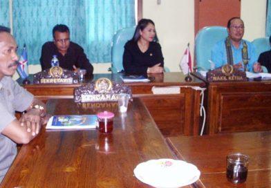 Dewan KAGET Alokasi APBD RAIB 32 Miliar di Sektor Kehutanan