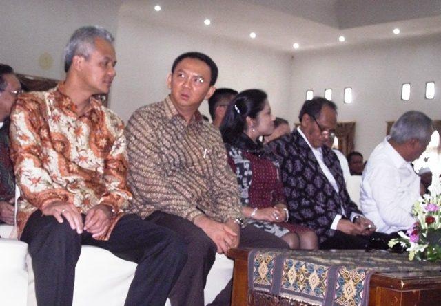 Di Kupang AHOK 'Diguncang' Sejumlah ISU Menarik